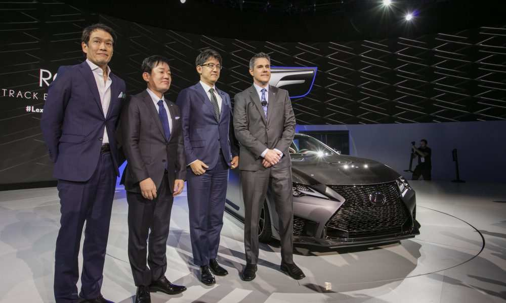 80 A New York Auto Show 2020 Lexus Ratings