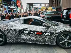 Pictures Of The 2020 Chevrolet Corvette