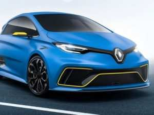 80 A Renault Zoe 2020 Pictures