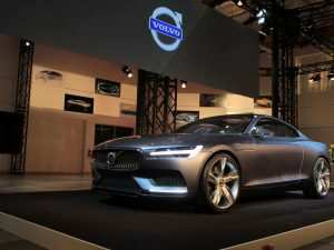 80 A Volvo By 2020 Spy Shoot