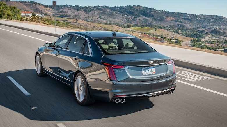 80 All New 2019 Cadillac Sedan Research New