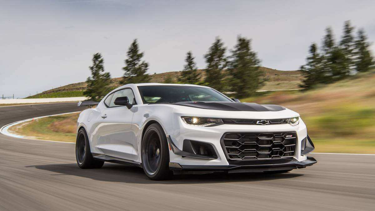 80 All New 2019 Chevrolet Lineup Engine