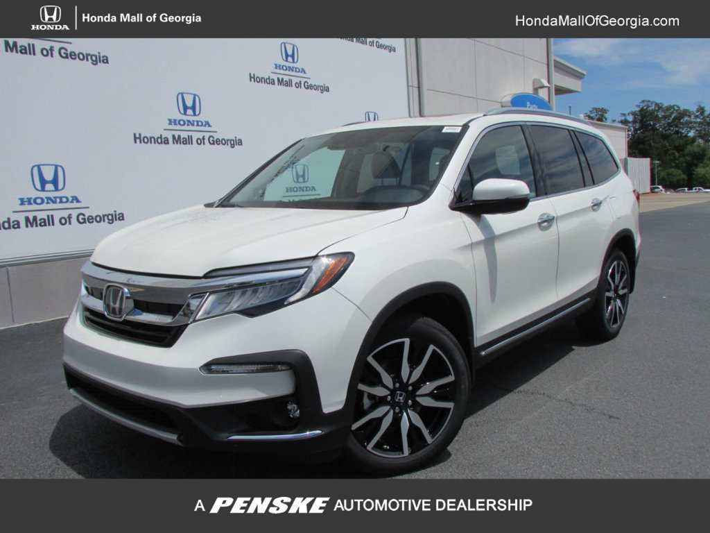 80 All New 2019 Honda Pilot 5 Passenger Overview