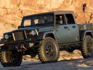 80 All New 2019 Jeep Truck Pictures Research New