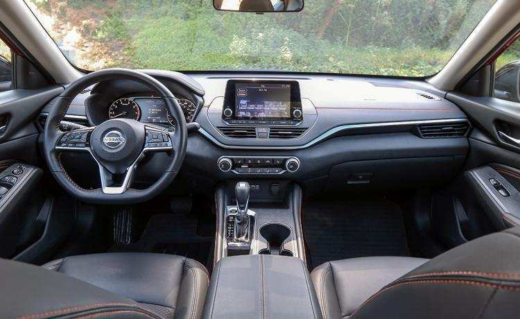 80 All New 2019 Nissan Altima Interior Images