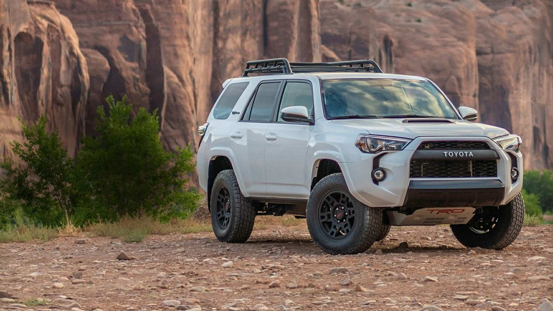 80 All New 2019 Toyota 4Runner Trd Pro Review Exterior And Interior