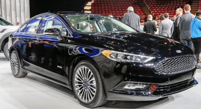 80 All New 2020 Ford Fusion Redesign Release Date