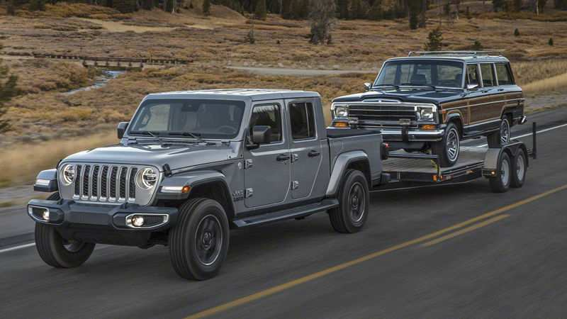 80 All New 2020 Jeep Gladiator Lifted First Drive
