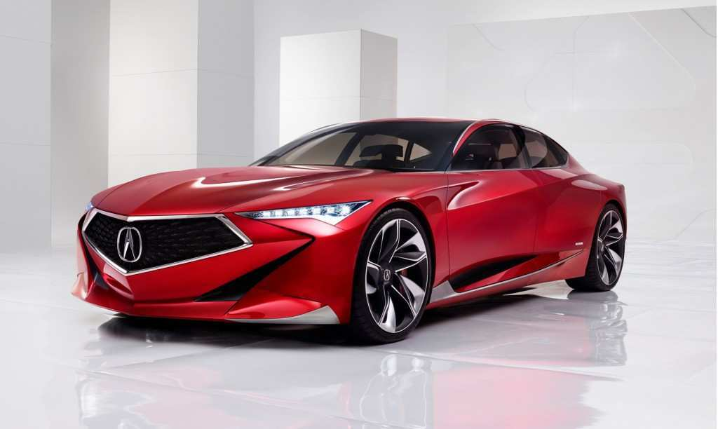 80 All New Acura Tlx Redesign 2020 Engine