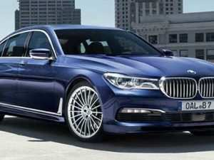 80 All New BMW Alpina B7 2020 Performance and New Engine