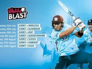 Kia Oval 2020 Tickets