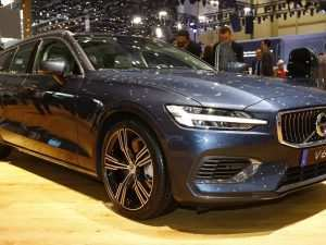 80 All New New 2019 Volvo V60 Redesign and Concept