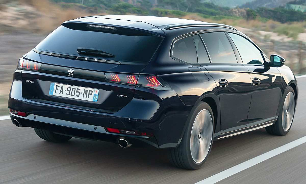 80 All New Peugeot Modelle 2019 Price Design and Review