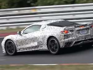 80 All New Pictures Of The 2020 Chevrolet Corvette Speed Test