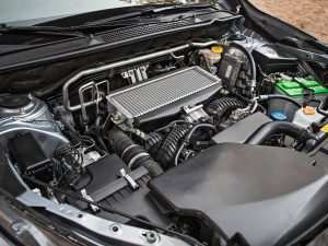 80 All New Subaru Ascent 2019 Engine Style