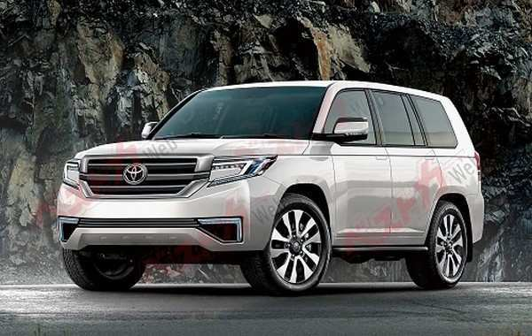 80 All New Toyota Land Cruiser Redesign 2020 First Drive