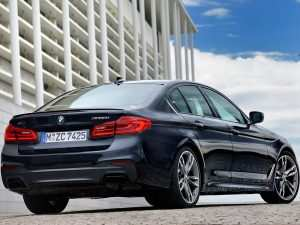 80 Best 2019 Bmw Five Series Concept and Review