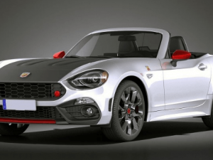 80 Best 2019 Fiat Spider Abarth Photos