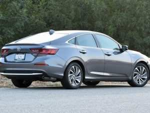 80 Best 2019 Honda Insight Review Spesification