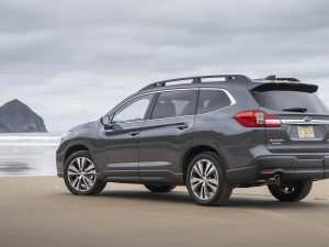80 Best 2019 Subaru Ascent Price Concept and Review