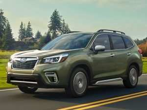80 Best 2019 Subaru New Model Redesign and Concept