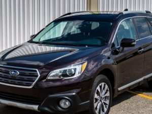 80 Best 2019 Subaru Outback Redesign New Model and Performance