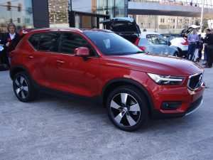 2019 Volvo Xc40 Owners Manual