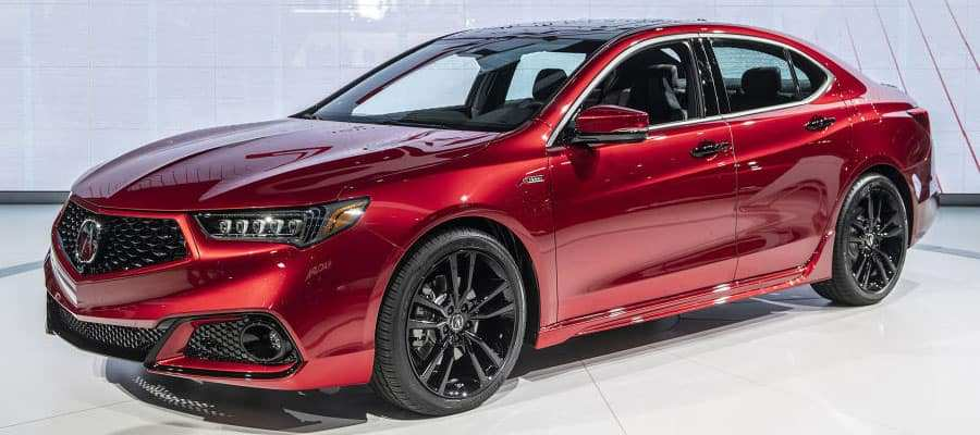 80 Best 2020 Acura Tlx Pmc Edition Wallpaper
