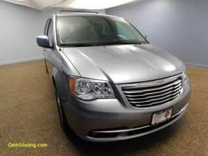 80 Best 2020 Chrysler Town And Country Rumors