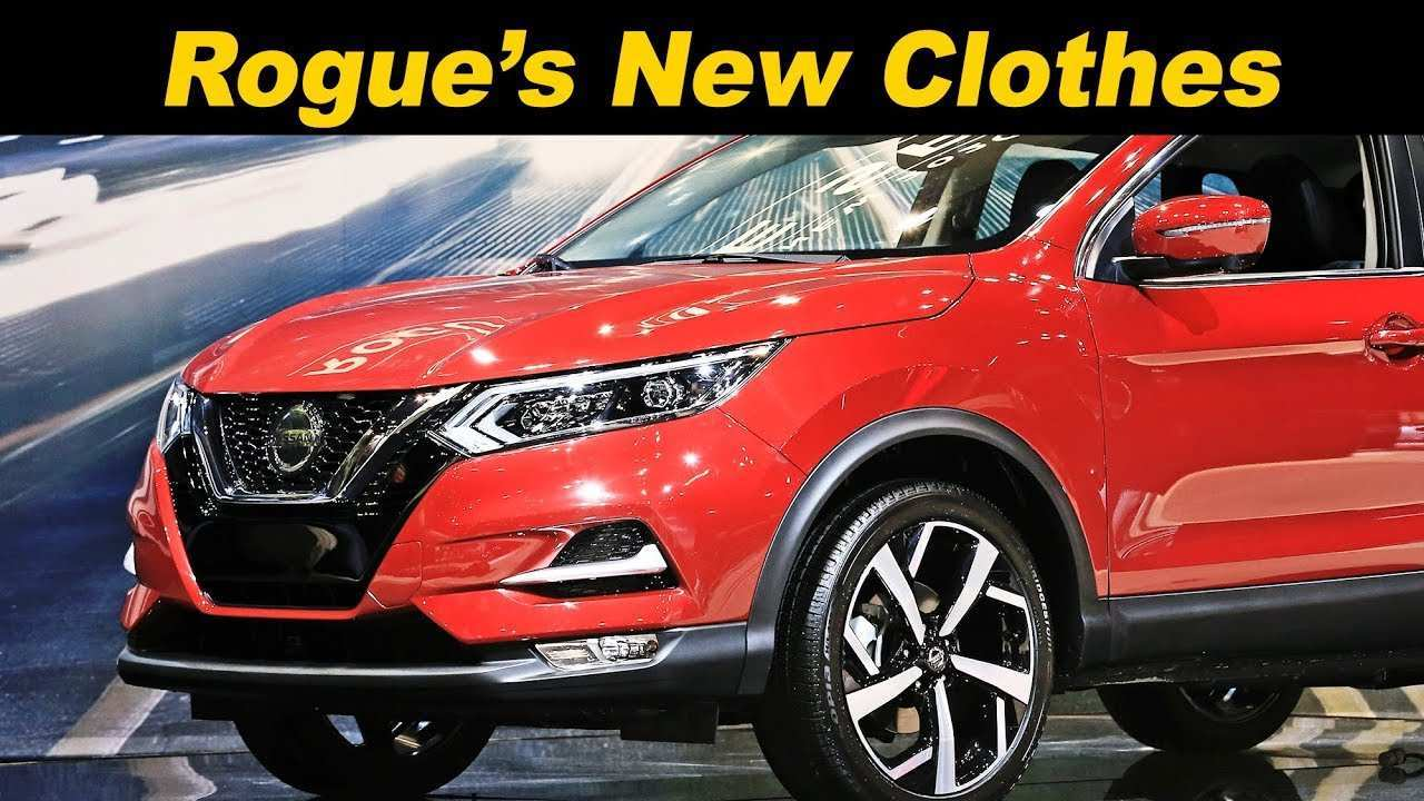 80 Best 2020 Nissan Rogue Sport Model