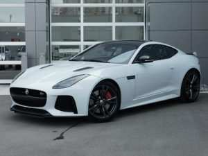 New Jaguar F Type 2020