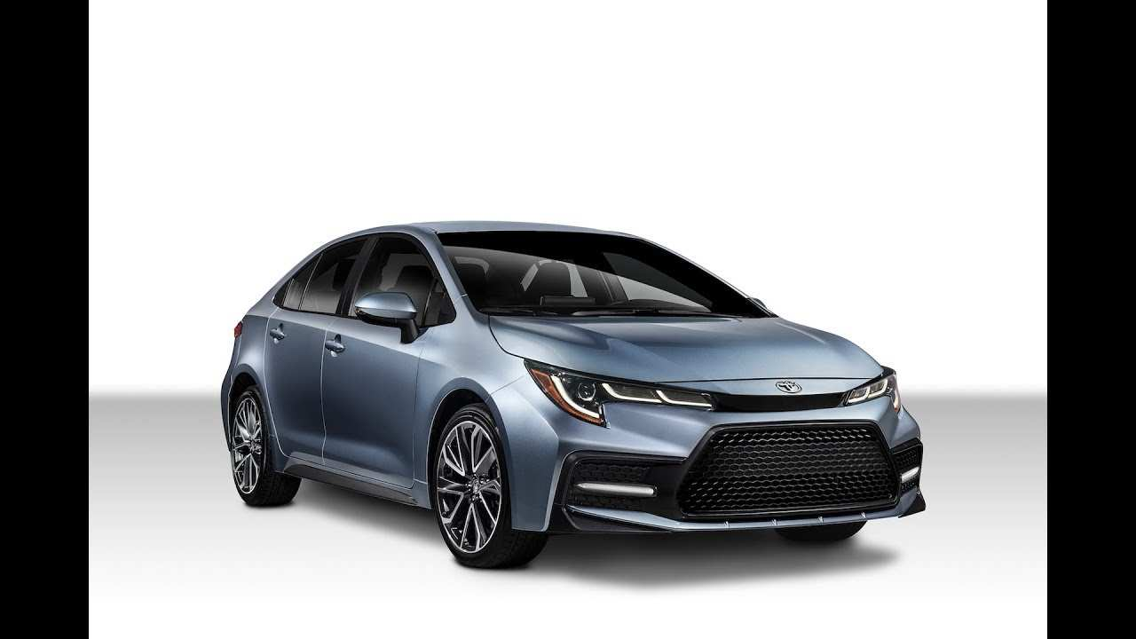 80 Best Toyota New Shape 2020 Review And Release Date
