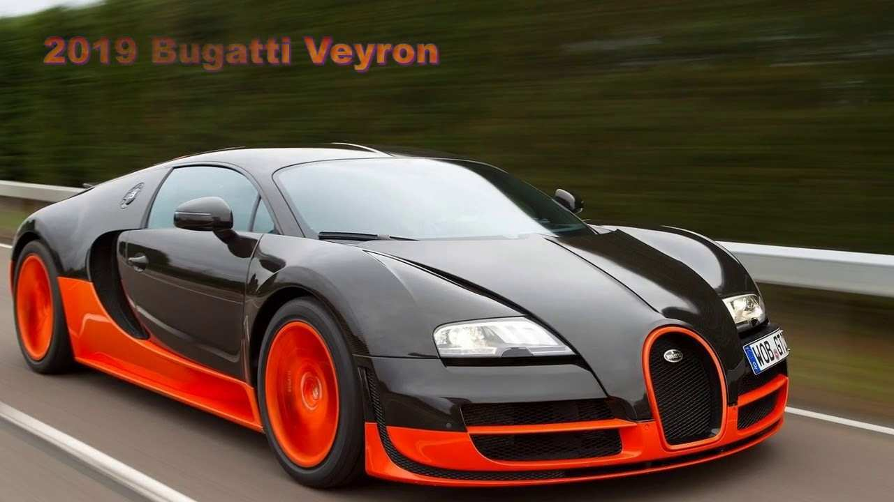 80 New 2019 Bugatti Veyron Specs And Review