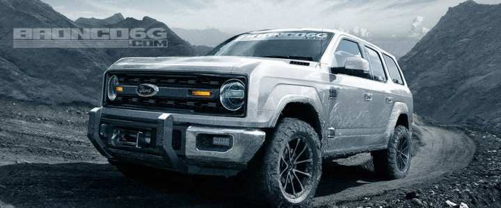 80 New 2019 Ford Bronco Pictures Spesification