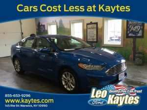 80 New 2019 Ford Hybrid Cars Release Date