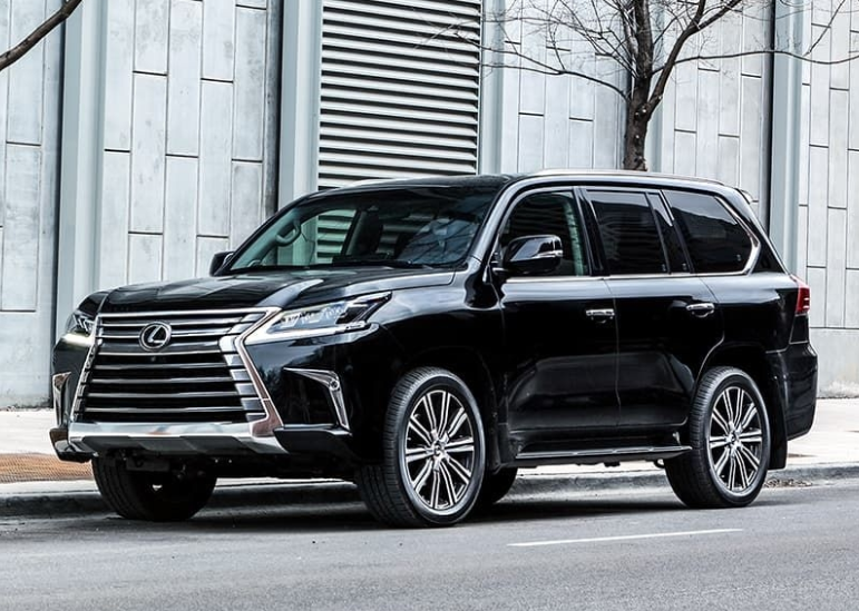 80 New 2020 Lexus Lx 570 Release Date Pricing