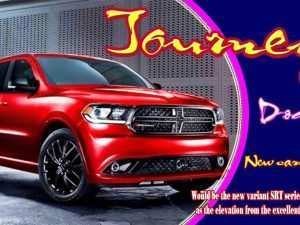 80 New Dodge Journey 2020 Colombia Price and Review