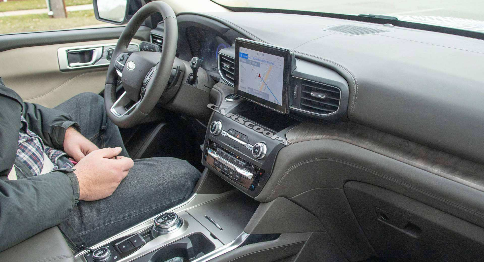 80 New Ford Explorer 2020 Interior Specs And Review