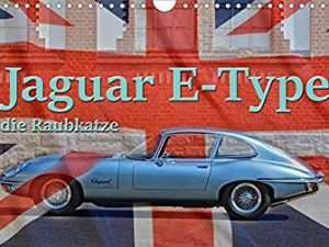 Jaguar E Type 2020