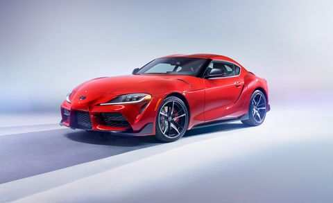 80 New Pictures Of The 2020 Toyota Supra Concept
