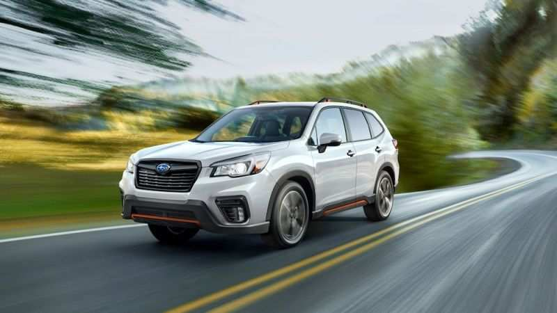 80 New Subaru 2019 Turbo Redesign And Review