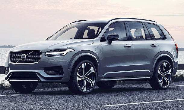 80 New Volvo Cx90 2019 Redesign