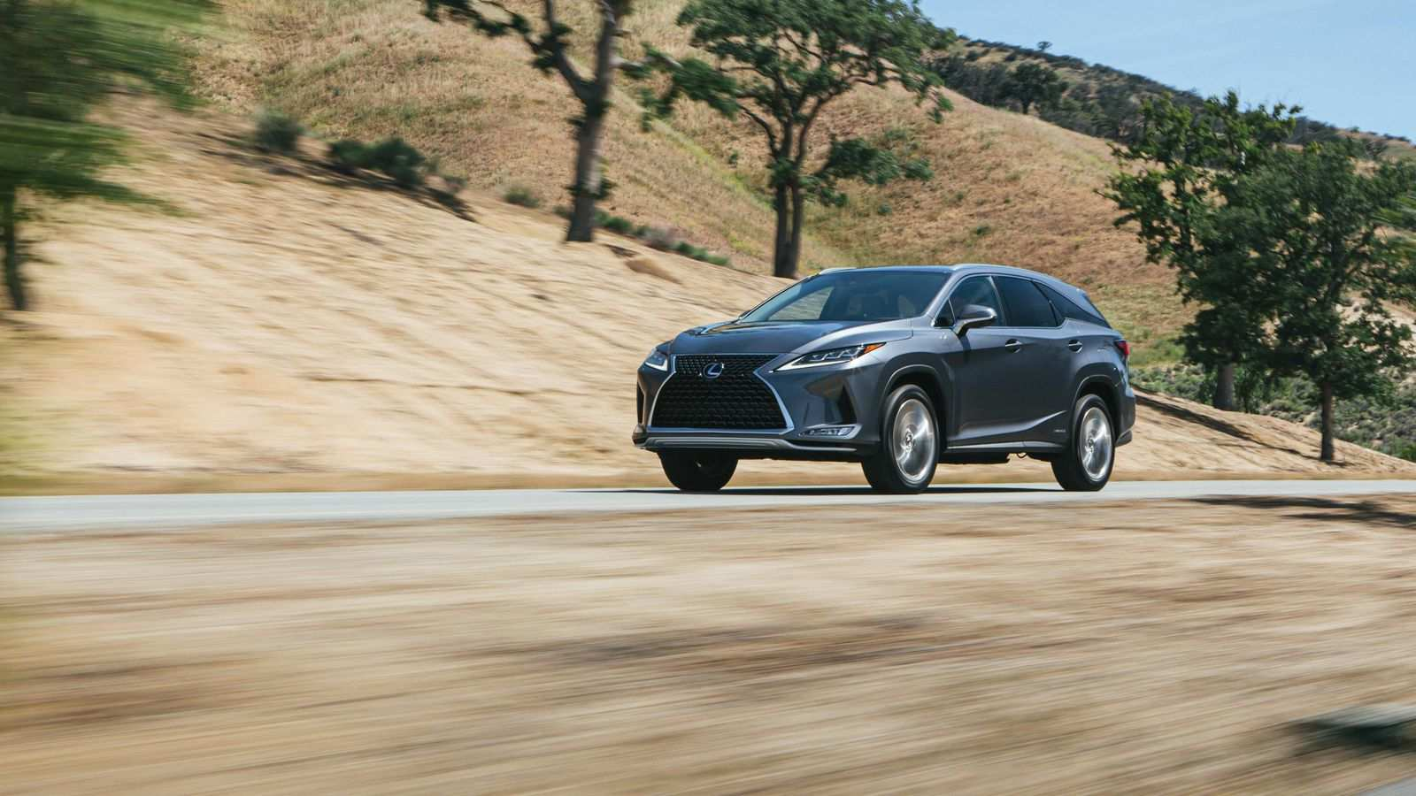 80 New When Will The 2020 Lexus Rx Come Out First Drive