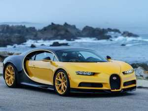 2019 Bugatti Chiron Sport Top Speed