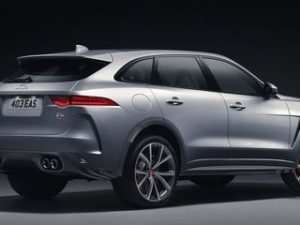 80 The 2019 Jaguar Pace Speed Test