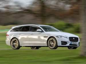 80 The 2019 Jaguar Station Wagon Engine