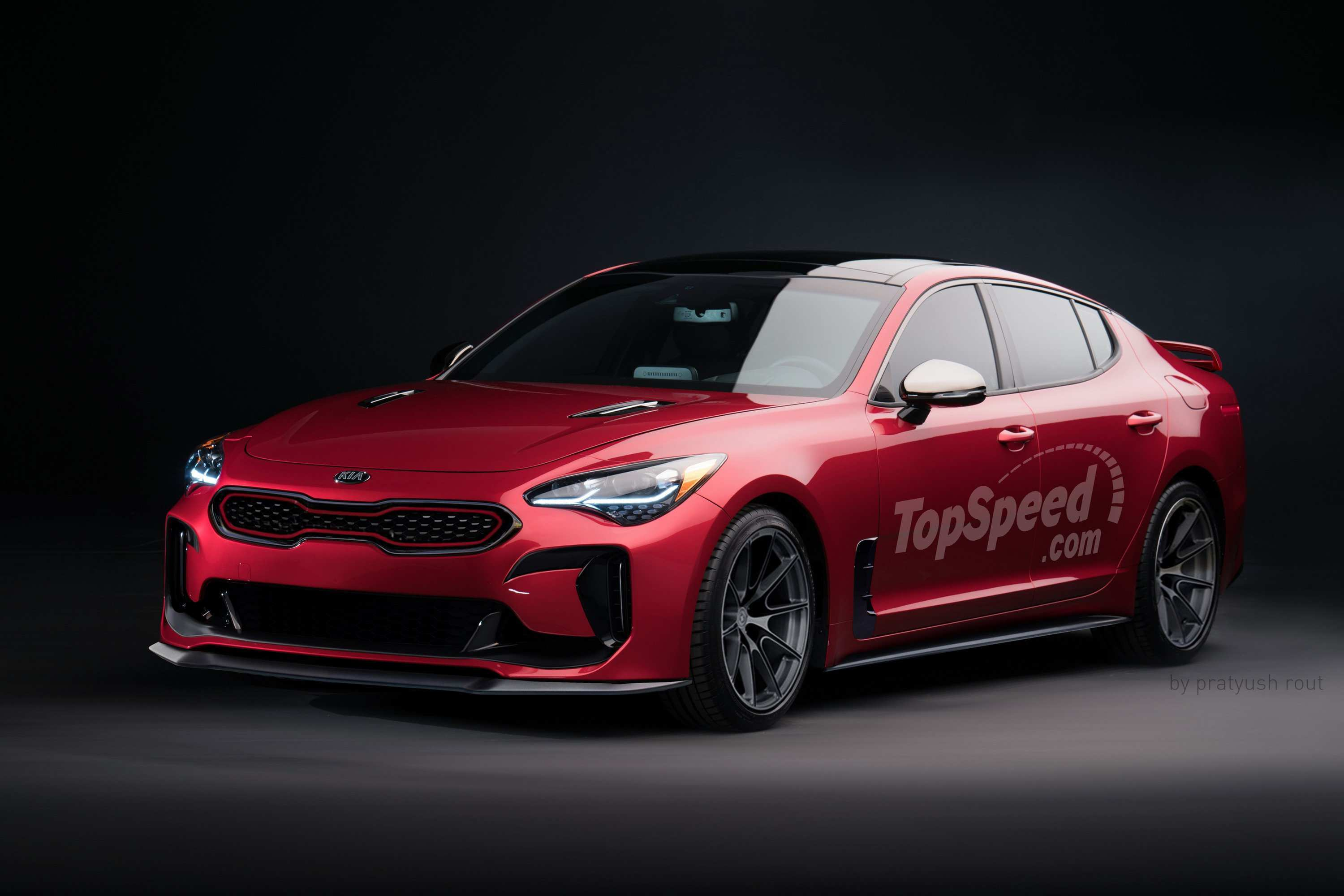 80 The 2019 Kia Stinger Gt Specs First Drive