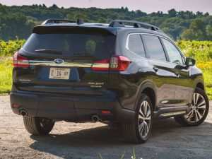80 The 2019 Subaru Ascent Mpg Review