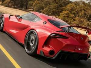 80 The 2019 Toyota Ft 1 Configurations