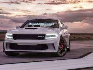 2020 Dodge Challenger Ghoul